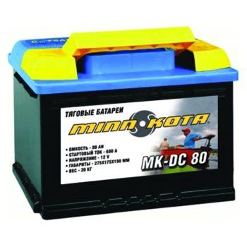 Ak 80 350x350 - Аккумулятор MINN KOTA DC 80 (глуб. разрядки, 80 а/ч MK-SCS80)