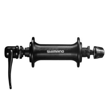 EHBTX500AAL 350x350 - Втулка передн. Shimano TX500, v-br, 36 отв, QR, цв. черн.