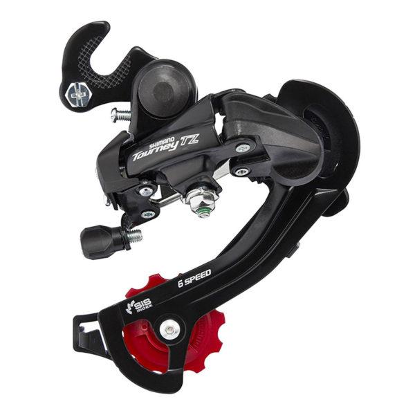 ERDTZ500GSB 600x600 - Перек-ль задний Shimano Tourney, TZ500, GS, 6ск., крепление на ось, 6ск.