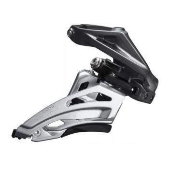 IFDM6000LX6 350x350 - Перек-ль передний Shimano Deore, M6000-L, для 3x10ск, нижн. хомут, side-swing, верхн. тяг