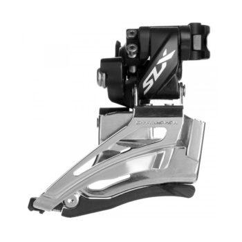 IFDM702511HX6 350x350 - Перек-ль передний Shimano SLX, M7025-H, для 2x11, верхн. хомут, универс. тяга